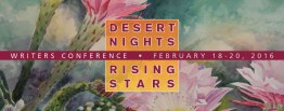 02/18/2016: Read w/Afghan Women's Writing Project at Desert Nights, Rising Stars Conference